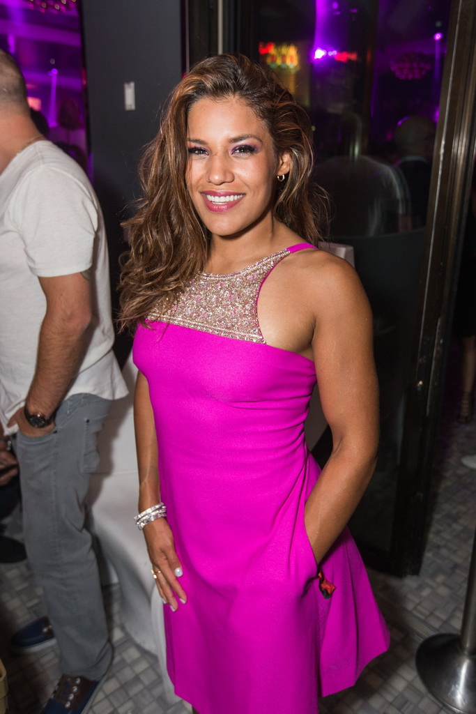 Julianna Pena Amp Uriah Hall Host Fight Night After Party At