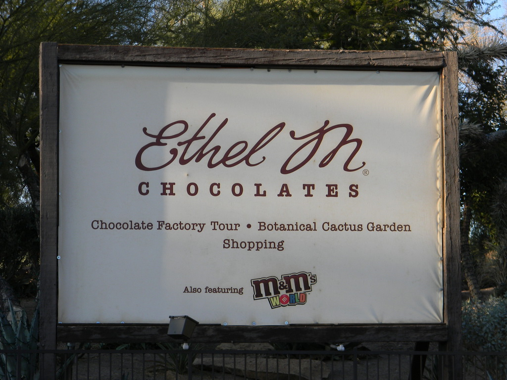 Ethel M Chocolates - Botanical Cactus Garden
