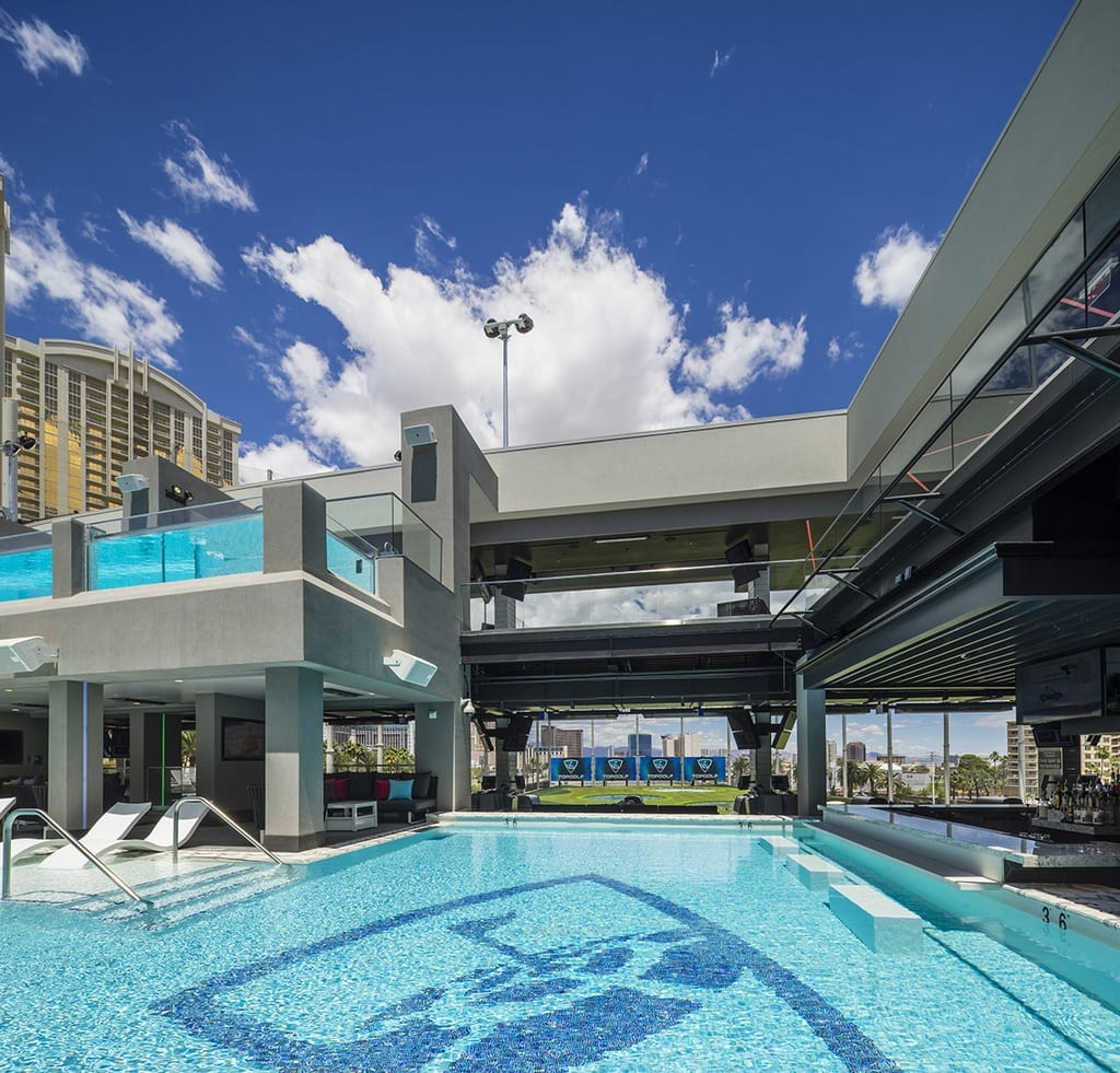 Topgolf Las Vegas Launches Hideaway Pool Travelivery