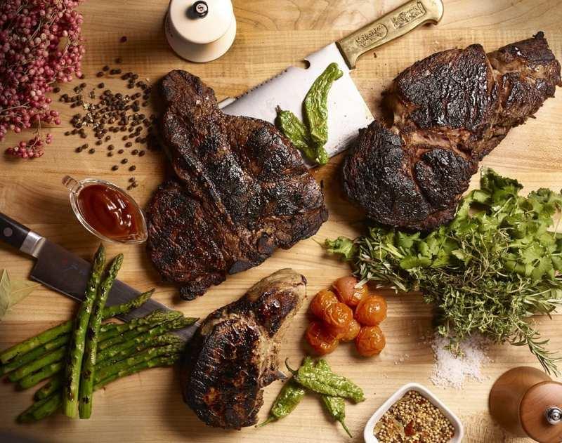Andiron Steak