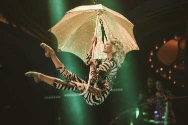 Calvin Harris at OMNIA Nightclub