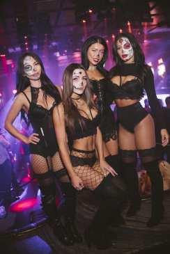Heart of OMNIA - DESEO Latin Sundays Haunted Gala