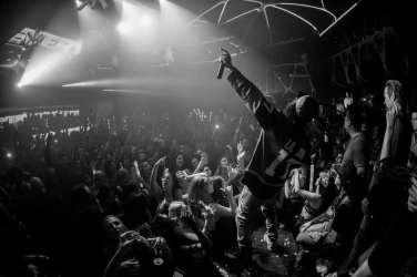 Lil Jon at Hakkasan Las Vegas