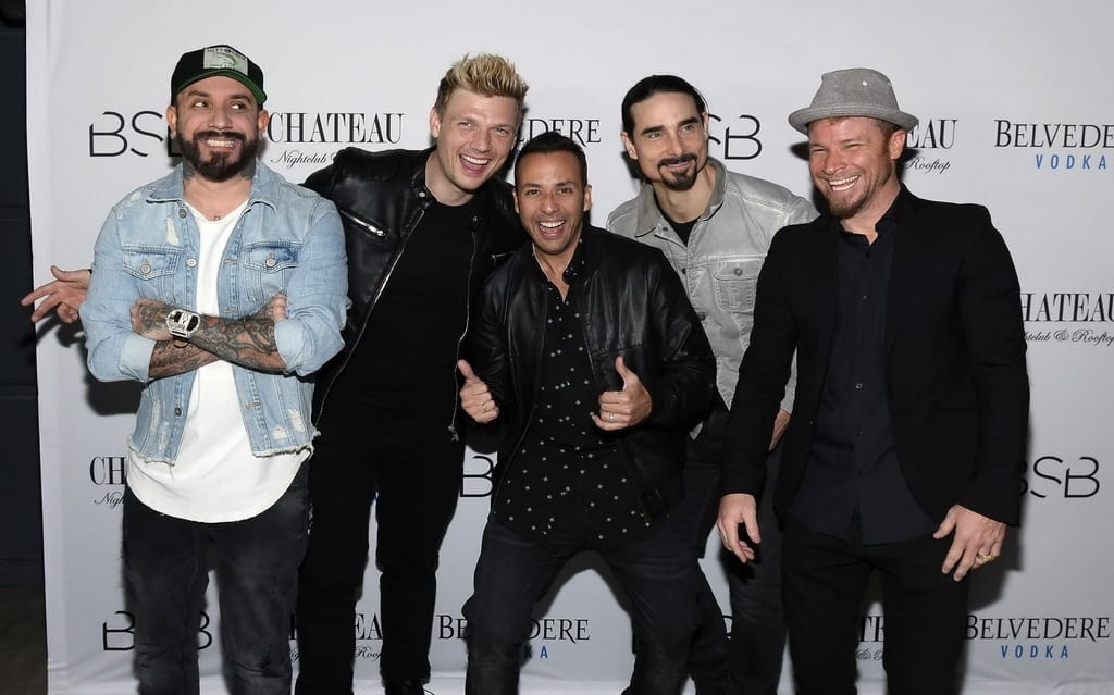2a5afc6e2df3 Backstreet Boys Host After-Parties at Chateau Nightclub – Travelivery®