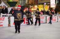 Vegas Jr. Knights go skating
