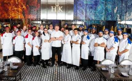 Gordon Ramsay Hell's Kitchen Restaurant