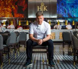 Gordon Ramsay Hell's Kitchen Restaurant