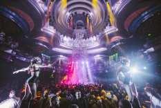OMNIA NYE 2017 with Zedd