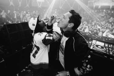 Tiesto Birthday Party at Hakkasan