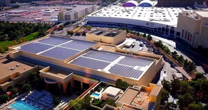 Wynn Las Vegas Solar Energy Initiative