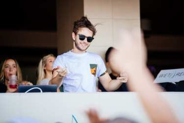 Zedd at Wet Republic - Credit Joe Janet