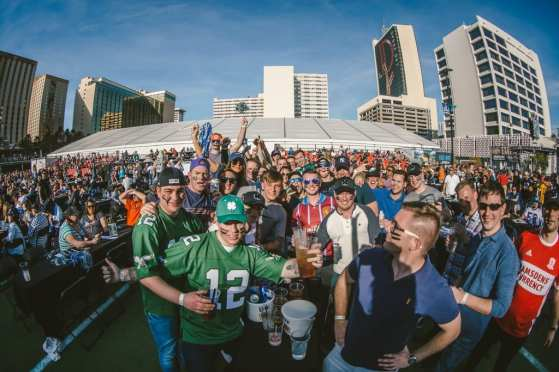 Big Game Bash at Downtown Las Vegas Events Center