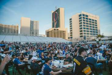 Big Game Bash at Downtown Las Vegas Events Center