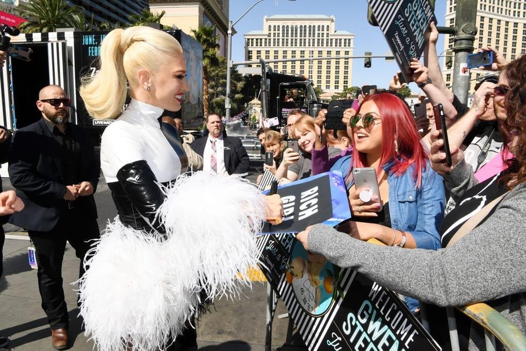 Gwen Stefani Fans Celebrate Her New Las Vegas Residency