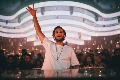 Zedd at OMNIA Nightclub - Photo credit Joe Janet
