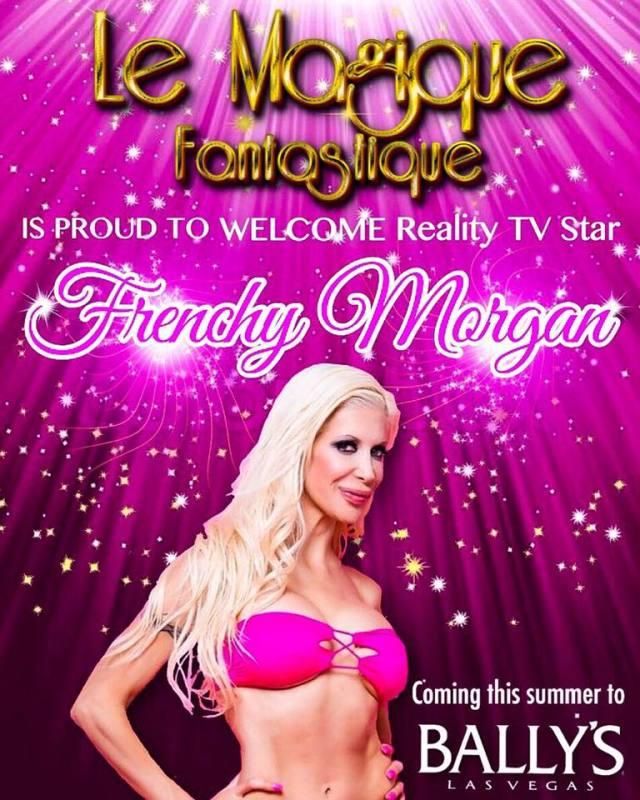 Le Magique Fantastique with Frency Morgan