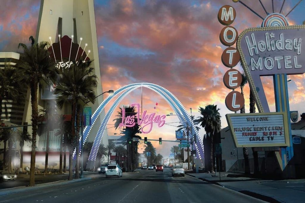 Downtown Las Vegas is Getting a New Welcome Sign