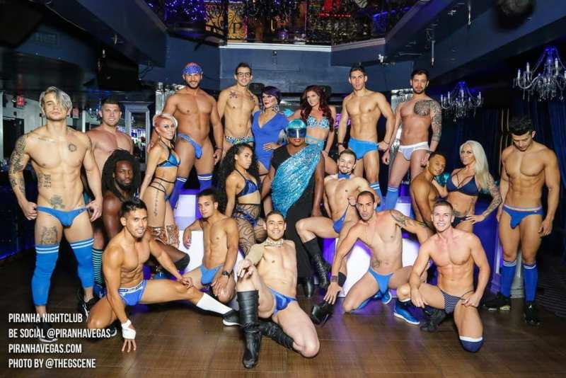 Piranha Nightclub