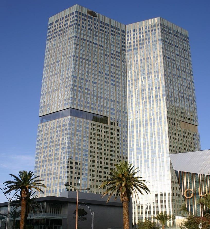 Mandarin Oriental Las Vegas - Waldorf Astoria Las Vegas