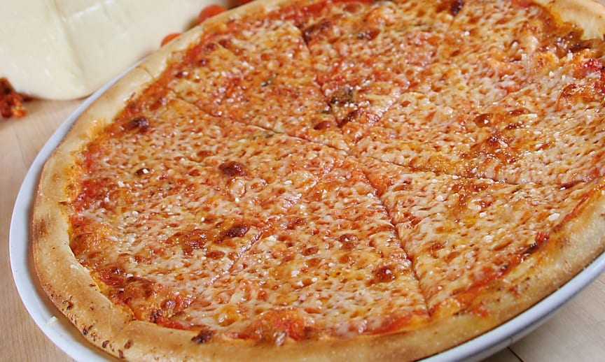 TREVI Italian Restaurant to Celebrate National Cheese Pizza Day