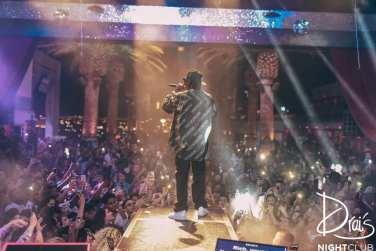 Wiz Khalifa at Drai's Nightclub