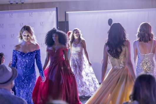 Las Vegas Fashion Council - Designer looks take the runway. Photo Credit_ Joel Cada