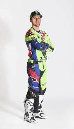 Monster Energy Supercross - Eli Tomac