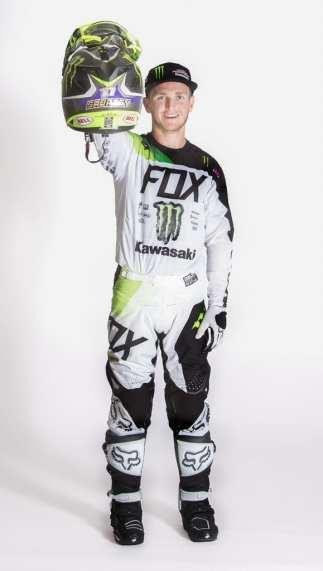 Monster Energy Supercross - Joey Savatgy