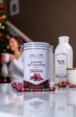 Ethel M Christmas 2018 - Hot Cocoa Ingredients