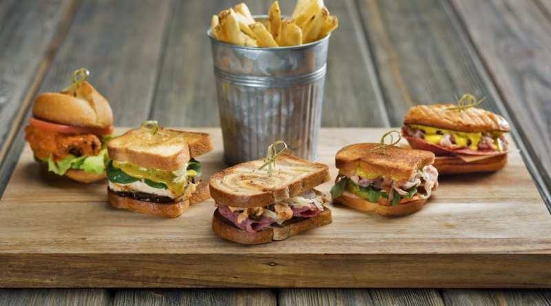 SG Bar - PT's Taverns - Mini Sandwiches