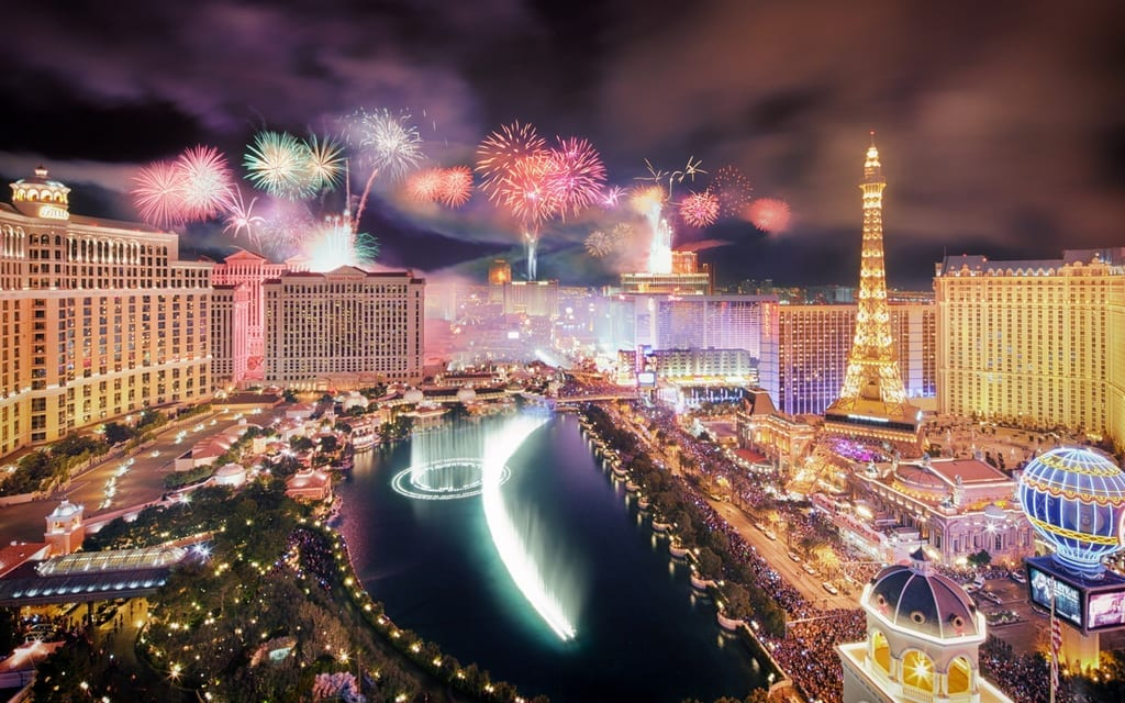 New Year's Eve 2019 Celebrations in Las Vegas