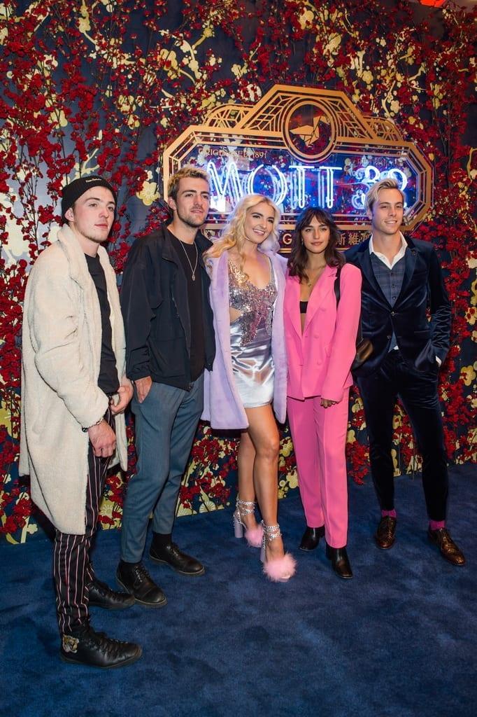 R5 at the Mott 32 grand opening at The Venetian Resort Las Vegas, 12.28.18_credit Brenton Ho