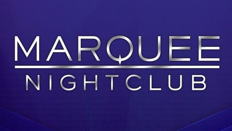 Jeffrey Sutorius at Marquee Nightclub