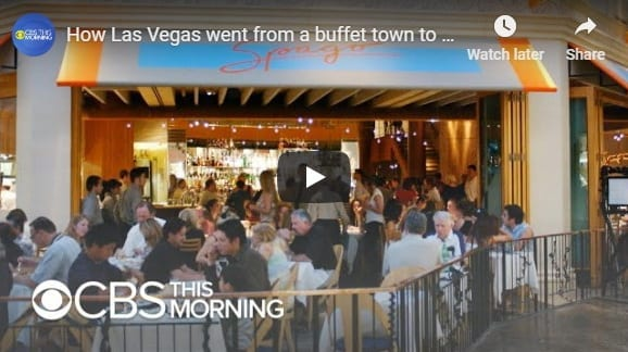CBS This Morning - Buffets to Fine Dining