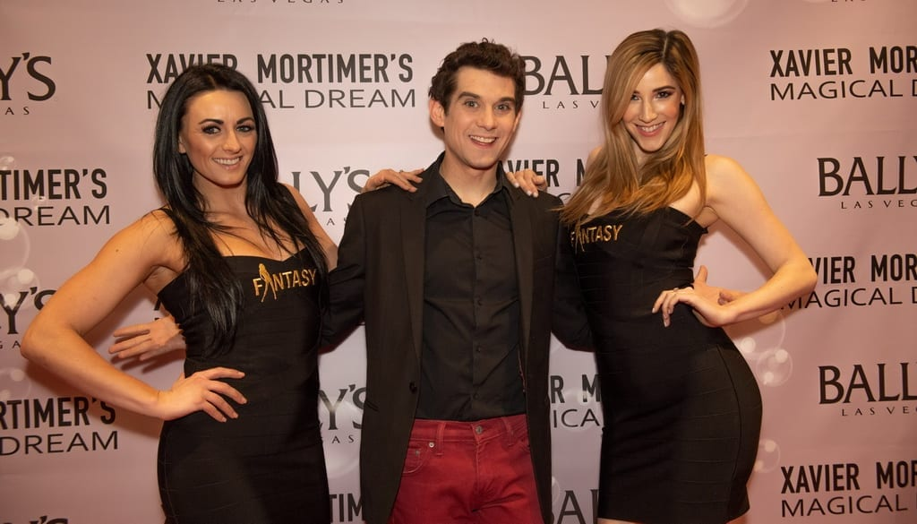 Xavier Mortimer's Magical Dream Grand Debut Event Photos