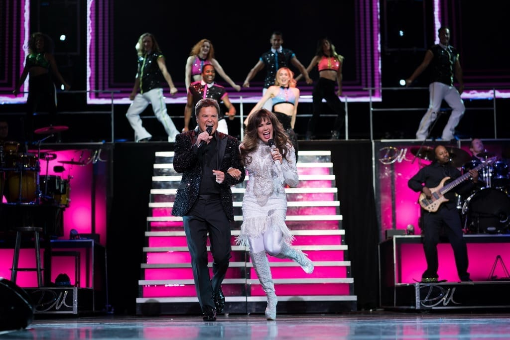 Donny & Marie's Show at Flamingo Las Vegas Coming to an End