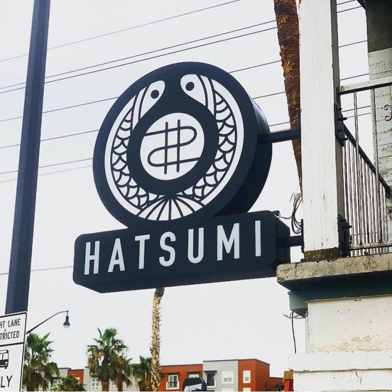 Hatsumi by Chef Dan Krohmer