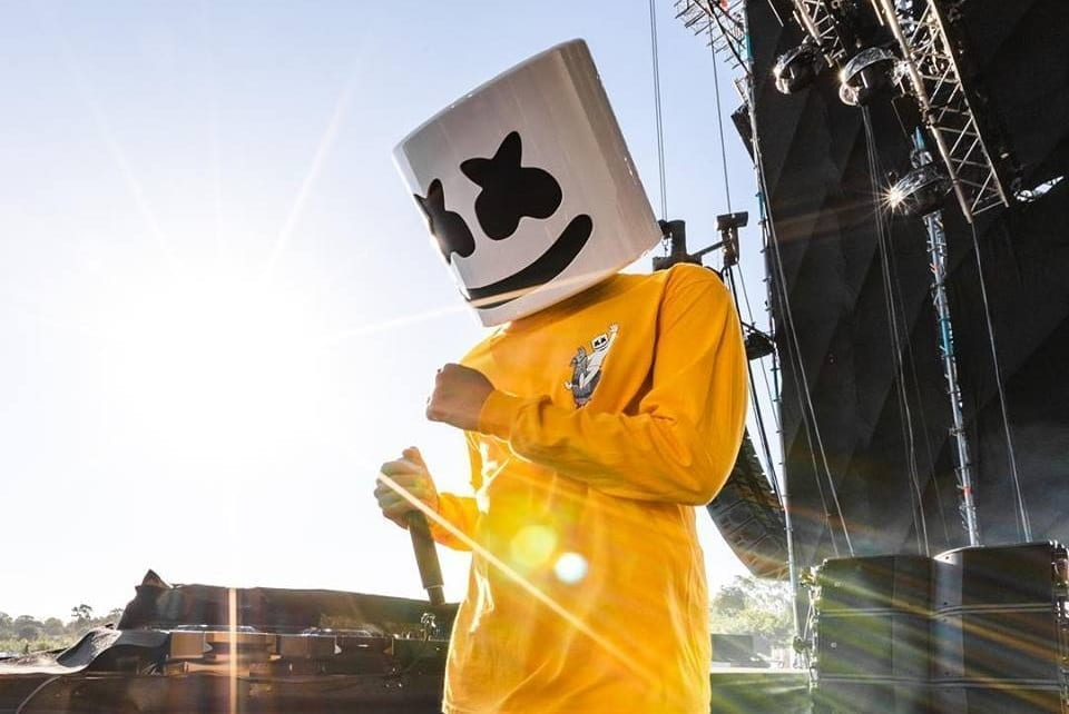 Marshmello's 2 Year Residency at KAOS Dayclub & Nightclub
