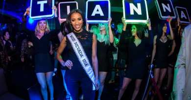 Miss Nevada USA Tianna Tuamoheloa Hosts Official Send Off Party at Hyde Bellagio
