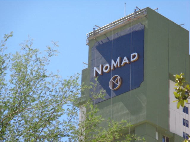 NoMad Hotel Las Vegas taking shape | VegasChanges