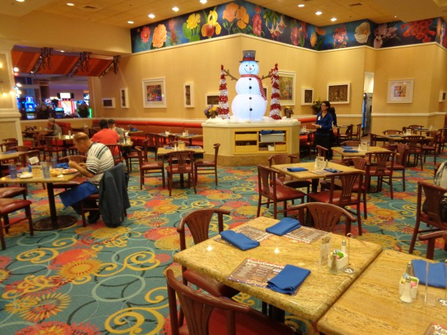 Garden Buffet Remodel at South Point Casino Continues ...