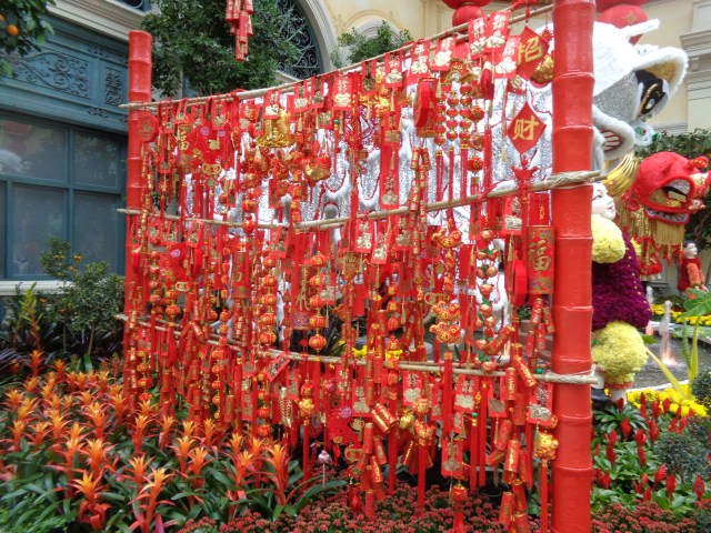Image result for bellagio chinese new year 2019