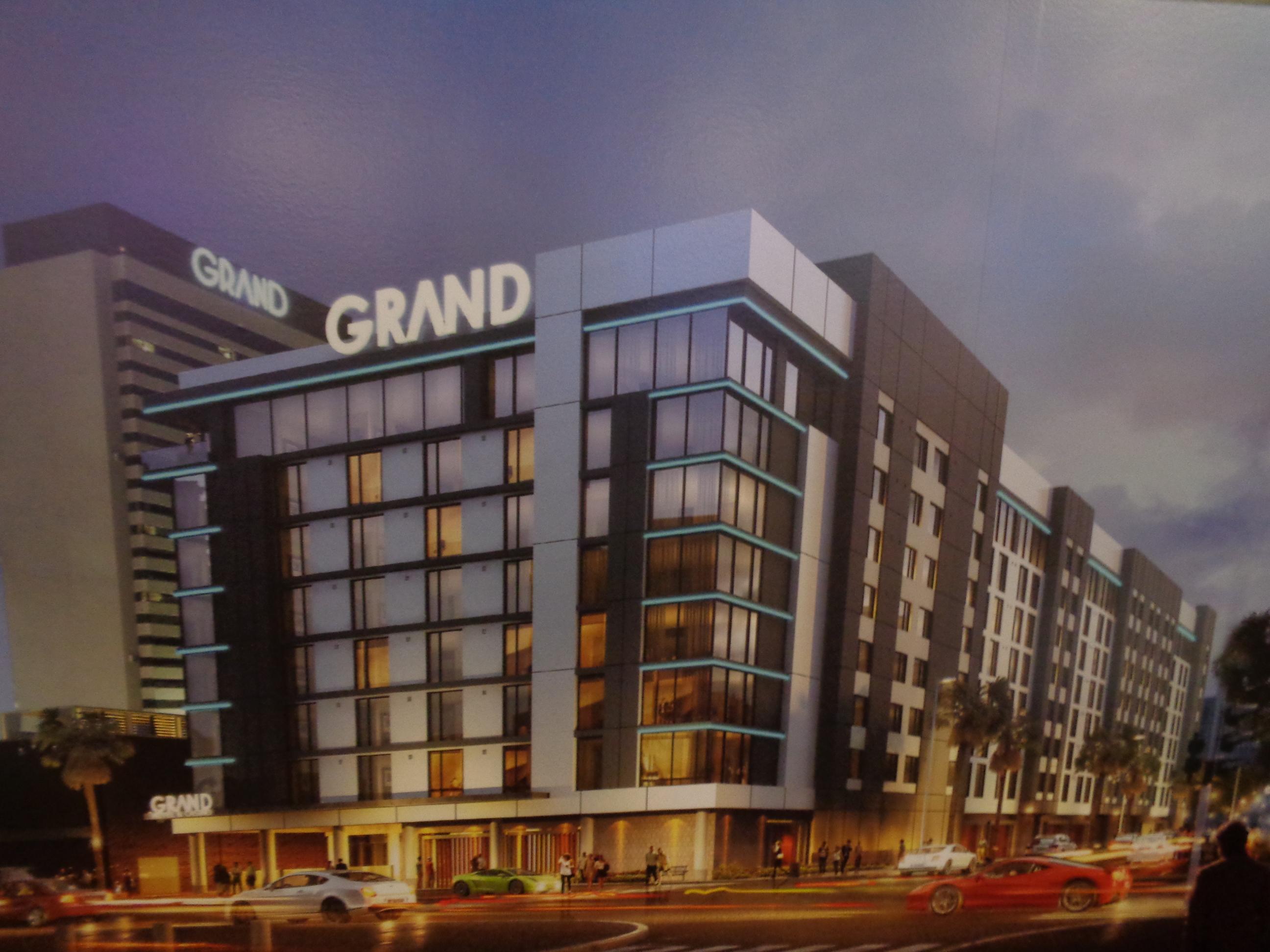 Downtown Grand New Tower Construction Updates Vegaschanges
