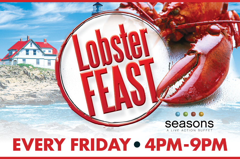 Lobster Buffet Is A Huge Success At The Silverton Casino