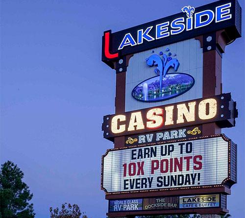 Lincoln casino flash games