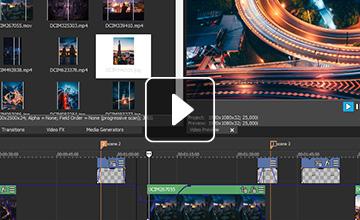 Interactive storyboard editing