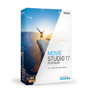 VEGAS Movie Studio 17 Platinum