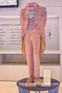 Liberace's King Neptune Suit