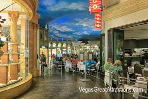 Forums Shops at Caesars Palace Las Vegas