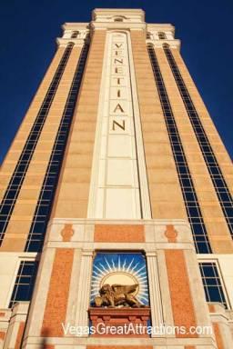 Pictures of Venetian Las Vegas: Tower of Venetian Hotel Las Vegas